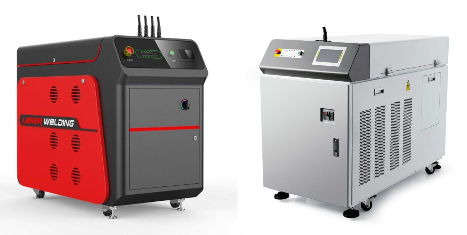 600W脉冲激光焊接机