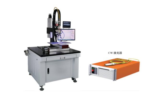 光纤连续焊接机