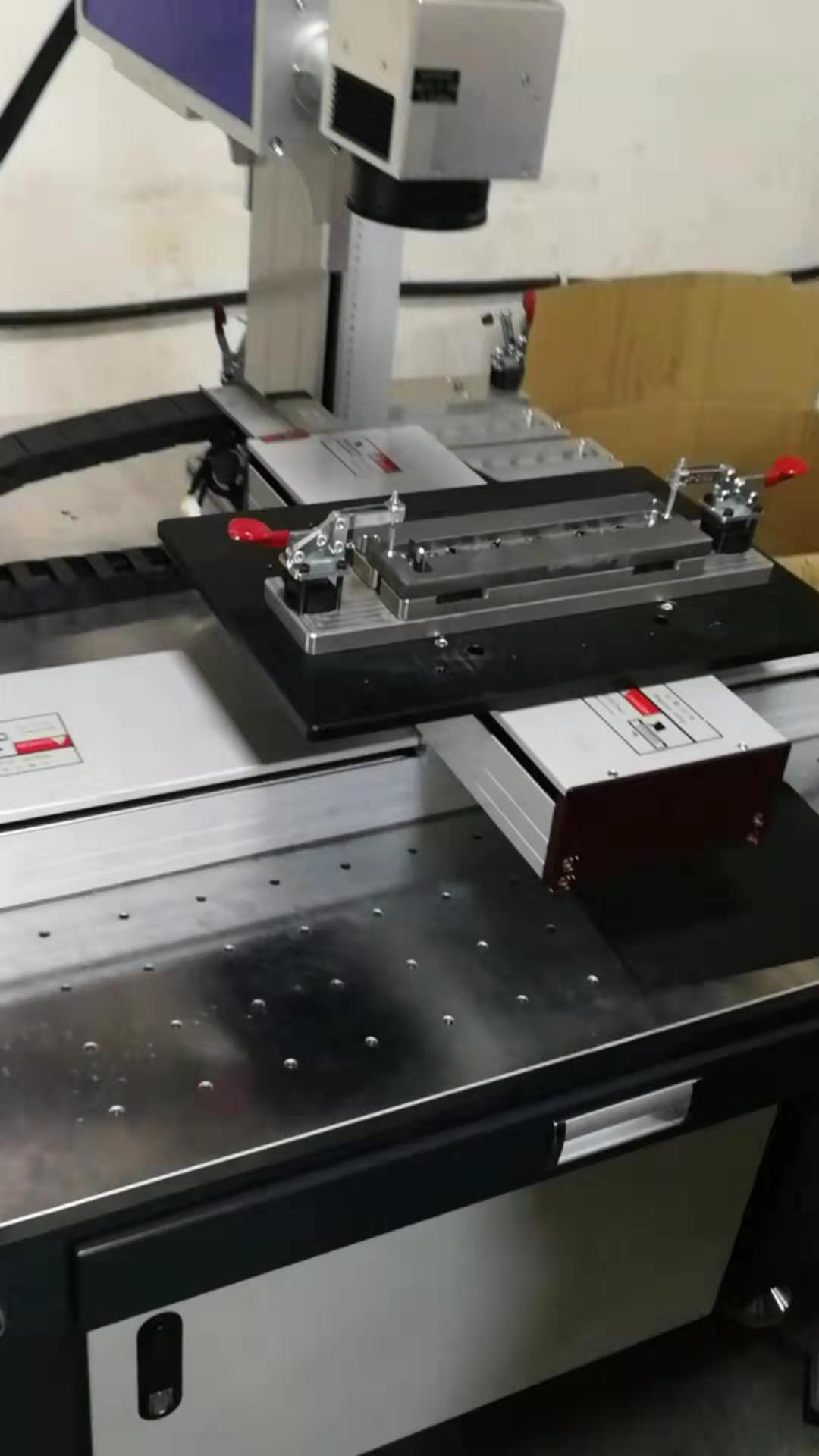 振镜平台焊接机