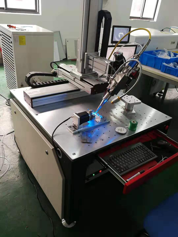 五轴联动焊接机